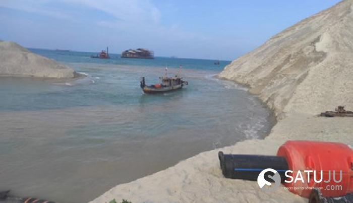 Nelayan Sungailiat Kecewa Soal Gubernur Babel Cabut Ijin Usaha PT Pulomas Sentosa