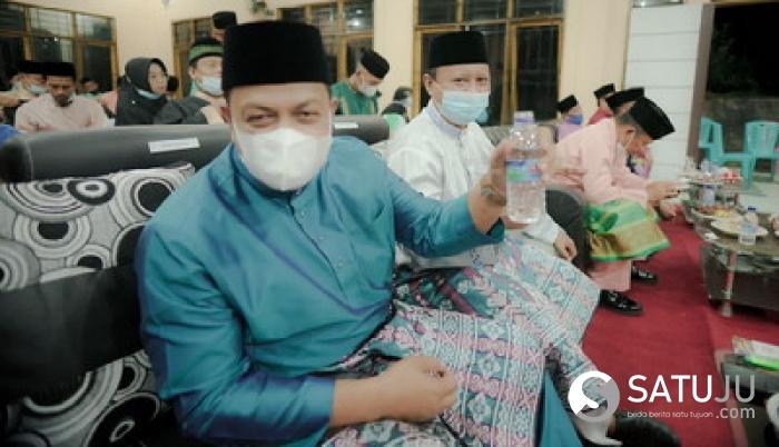 Ini Harapan Anggota DPRD Zuhandi, Penutupan MTQ Kecamatan Siak Kecil Tahun 2021