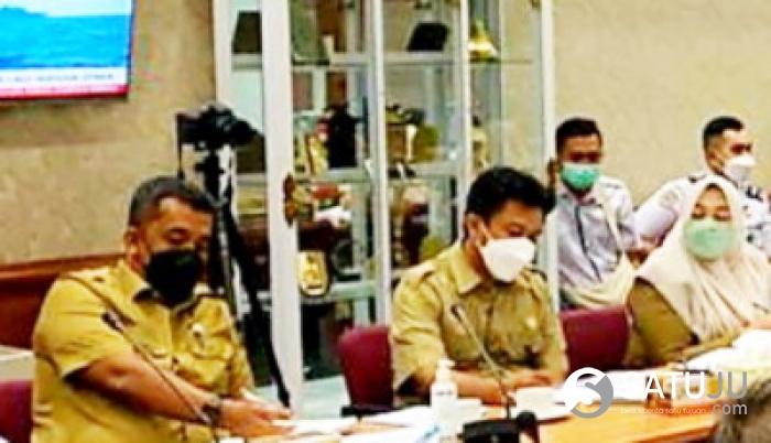 Pansus Pembahasan RIP Komisi II DPRD Riau,Roni Rakhmat; Sampai TerbentukPerdaRiparprov