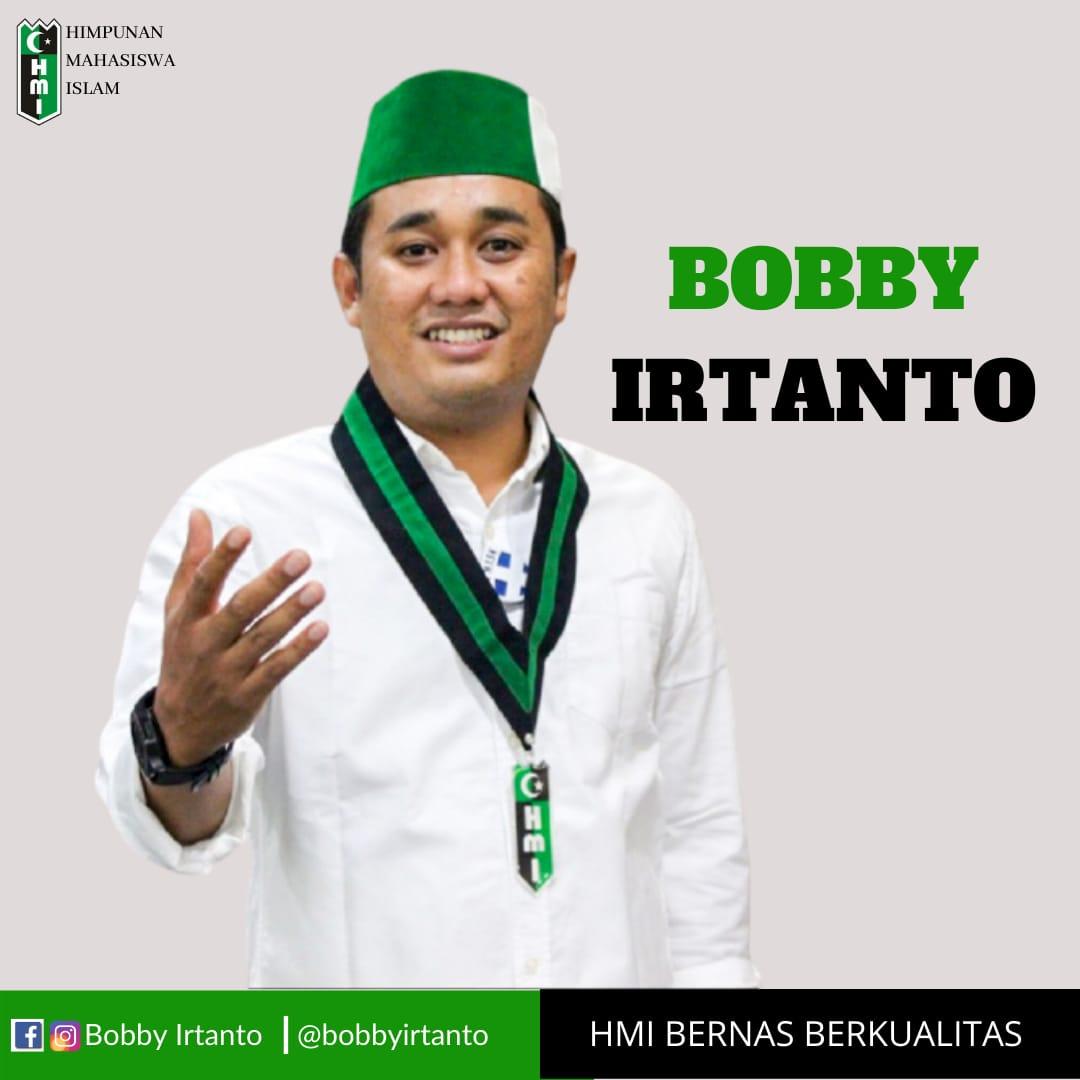 Putra Riau siap mengabdi Dengan Gagasan HMI bernas Berkualitas