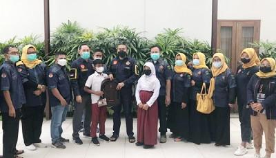 Hut Karang Taruna Ke 61, Wakil Gubernur Ajak Bantu Atasi Pandemi