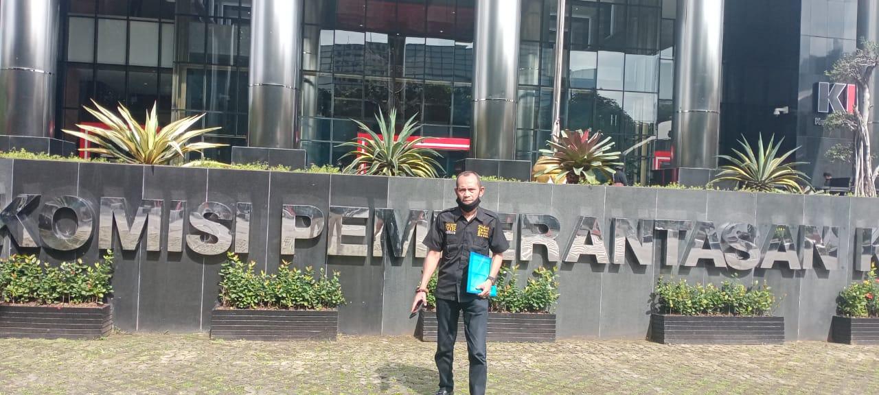 Tim Pemantau Laporan Keuangan LSM IIK Siap Mempresentasikan Korupsi PT. Timah TBK Sebesar Rp.300