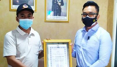 PKN Menerima Penghargaan dari Negara Melalui Kapolres Tuban Jawa Timur