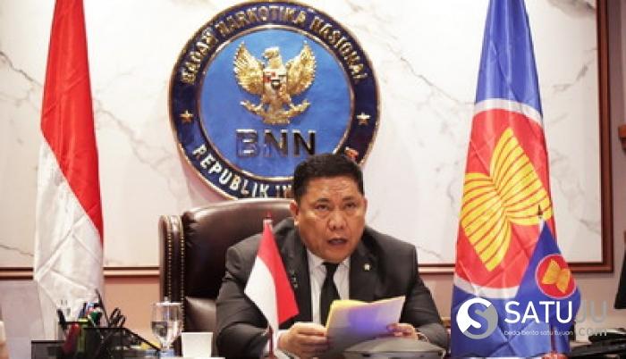 """Kepala BNN RI : Indonesia Siap Jadi Anggota """"COMMISION ON NARCOTIC DRUGS PERIODE 2024-2027"""""""