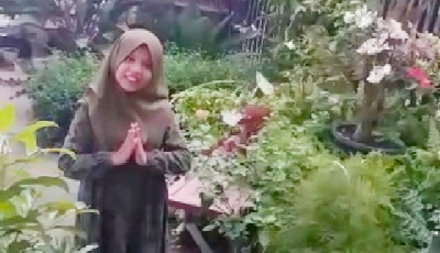 Menyentuh Hati, Gadis Kecil Asal Aceh Saat Kehilangan Bunda Karena Covid 19