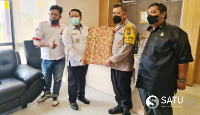 Dapat Piagam Penghargaan Dari DPP LPPN-RI Prov Riau, Irjen Pol Agung Ucapkan Terimakasih