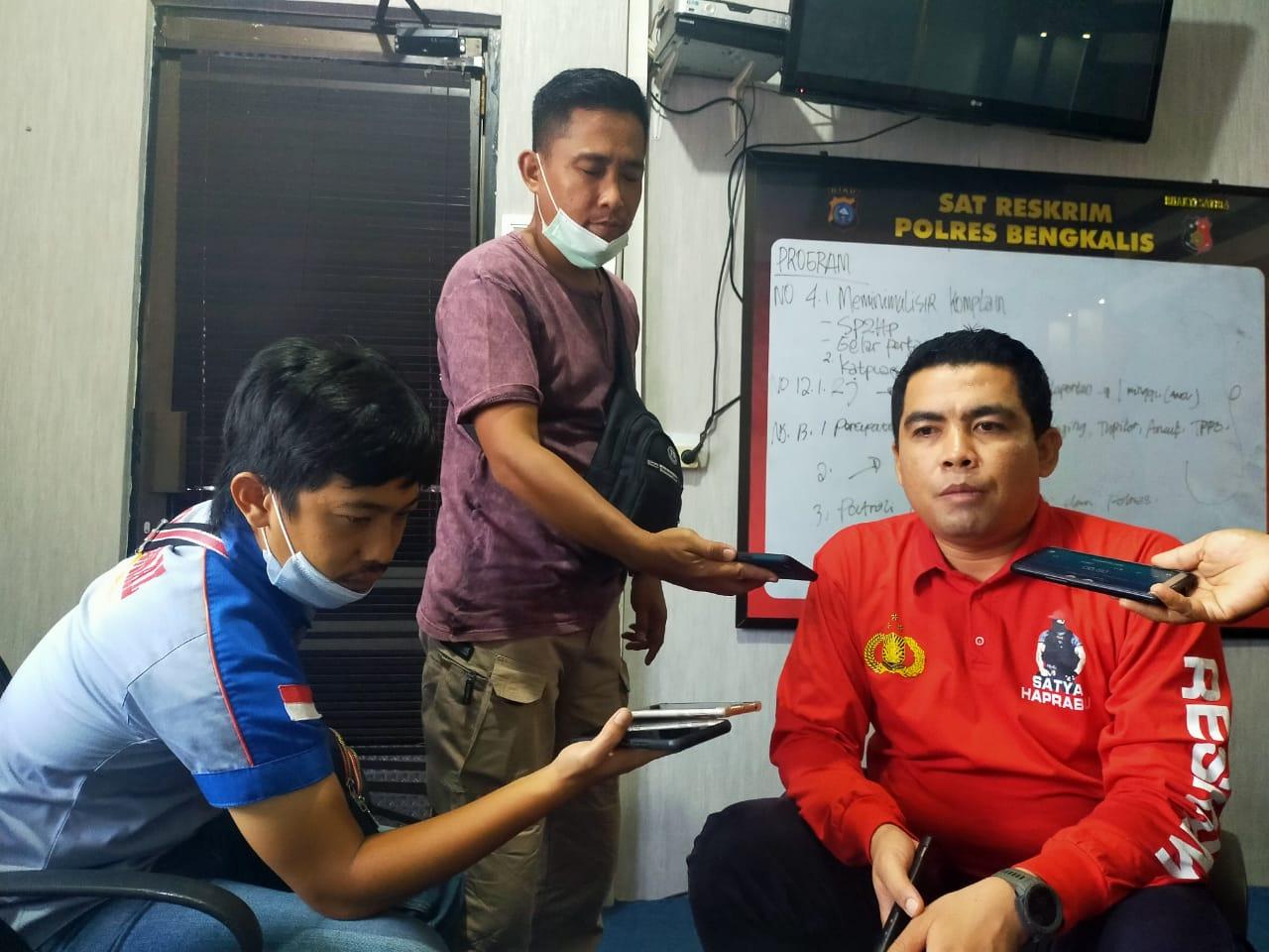 Lagi... Satreskrim Polres Bengkalis Berhasil Amankan DPO Curas