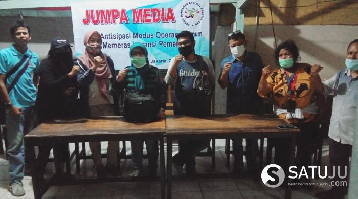 Sukses Jumpa Media Anti Mal Praktek LSM, Pihak Kemendag RI Apresiasi