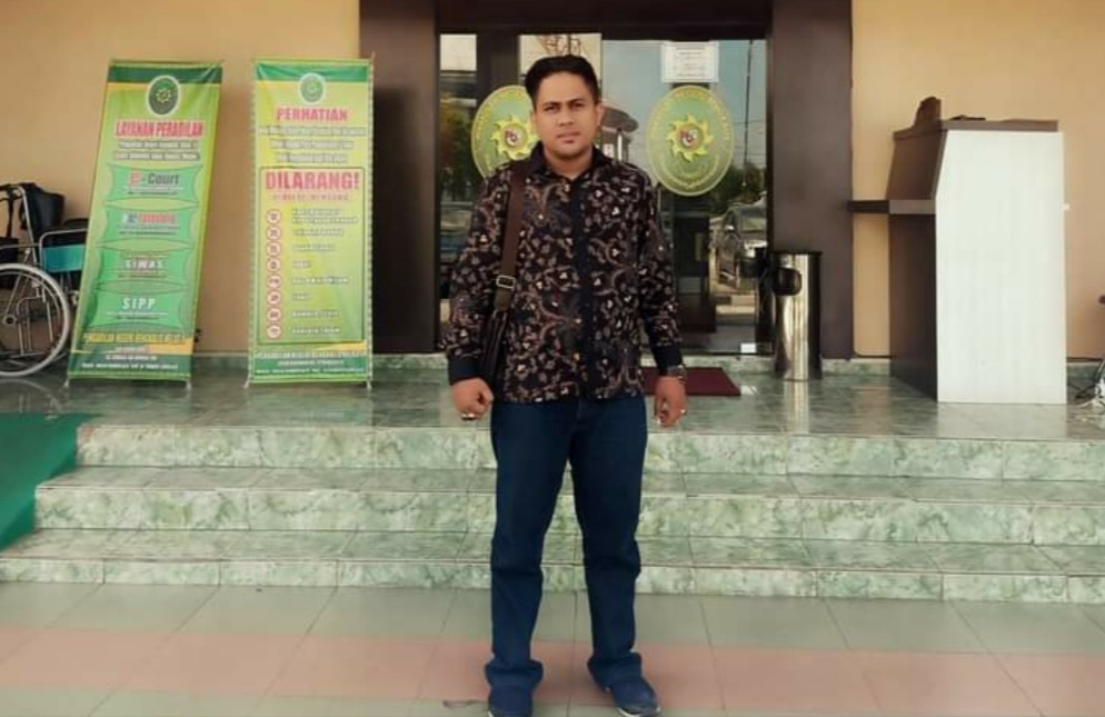 Andi N: Kadis LH Rohil Bisa Diancam 5 Tahun Penjara Denda Rp 100 M