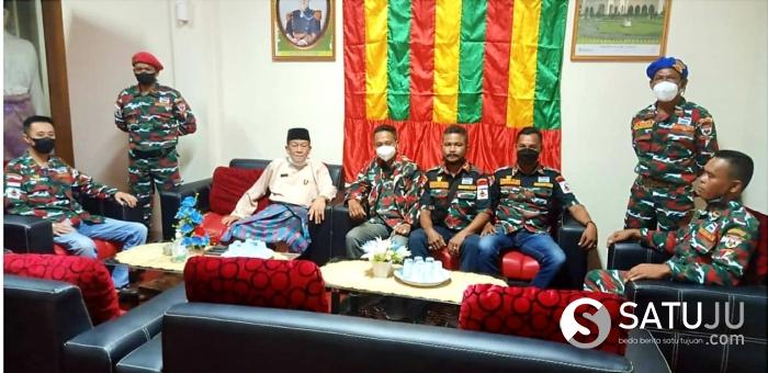 Macab LMR Silaturahmi Dengan LAMR Bengkalis Untuk Kemajuan Negeri Junjungan