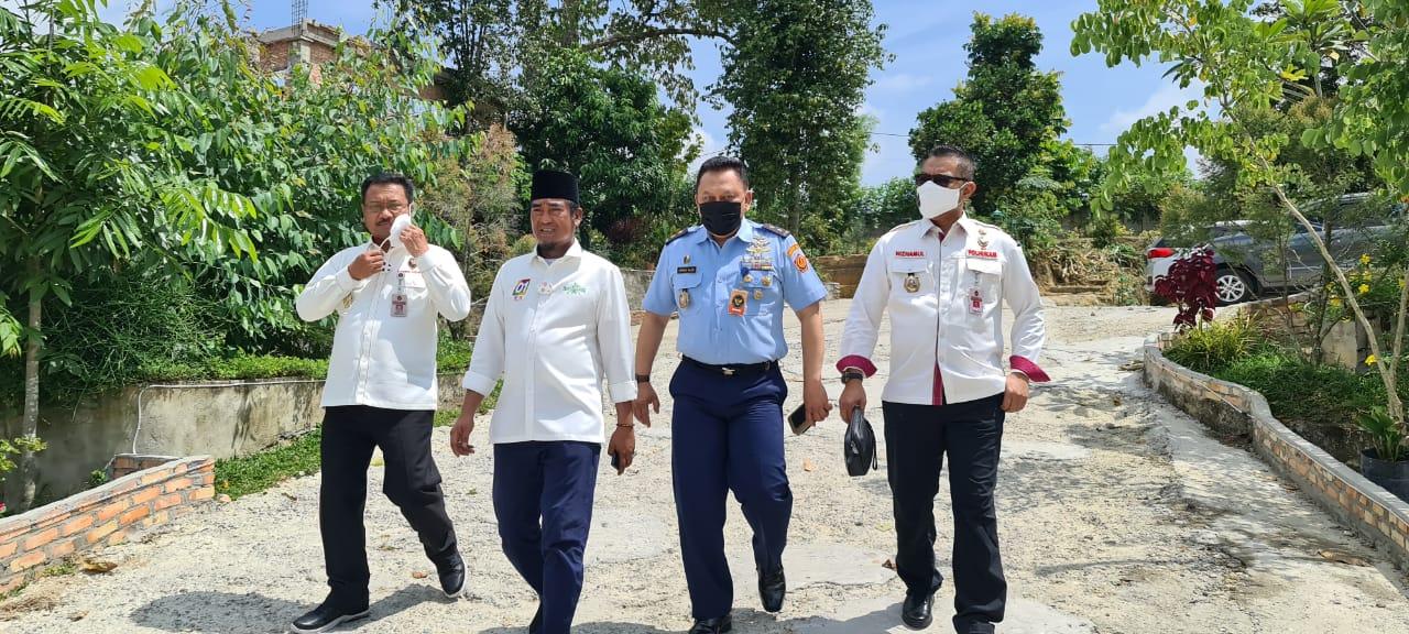 Terima Kunjungan Perwakilan Menko Polhukam, Ketum Rusli Ahmad: Kedepan SANTANU Bergerak di 4 Sektor