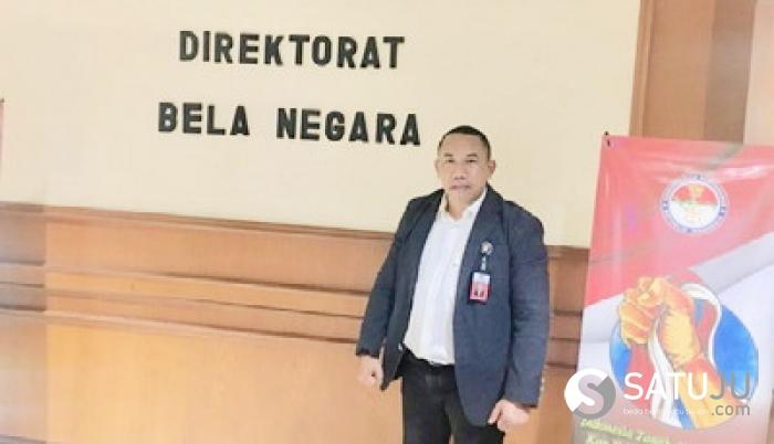 Ketua FBN Bali Agustinus Nahak: Selamat Karmin Hammade Pimpin DPW FBN Kalbar 2021-2026