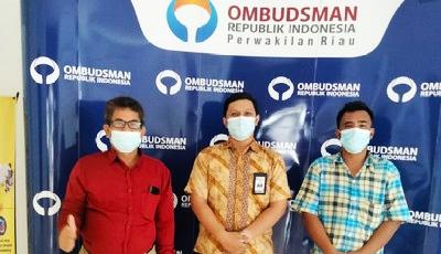 Diapresiasi, Ketua LSM IIK Riau: Ombudsman Riau Responsif