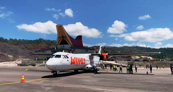 Info Penerbangan Wings Air Jurusan Tana Toraja