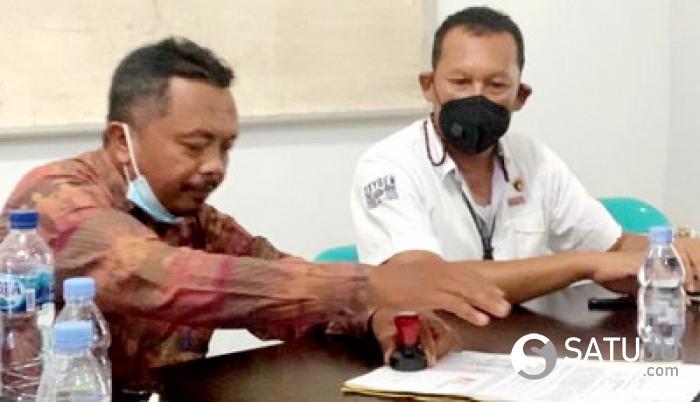 Sobatku Polsek Padang Bolak Berhasil terapkan Restoratif Justice Perkap Nomor 8 Tahun 2021