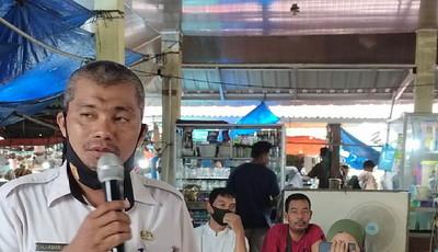 Eks Anggota DPRD Kota PekanbaruTerpilih Sebagai Ketua Forum Pedagang Pasar Panam