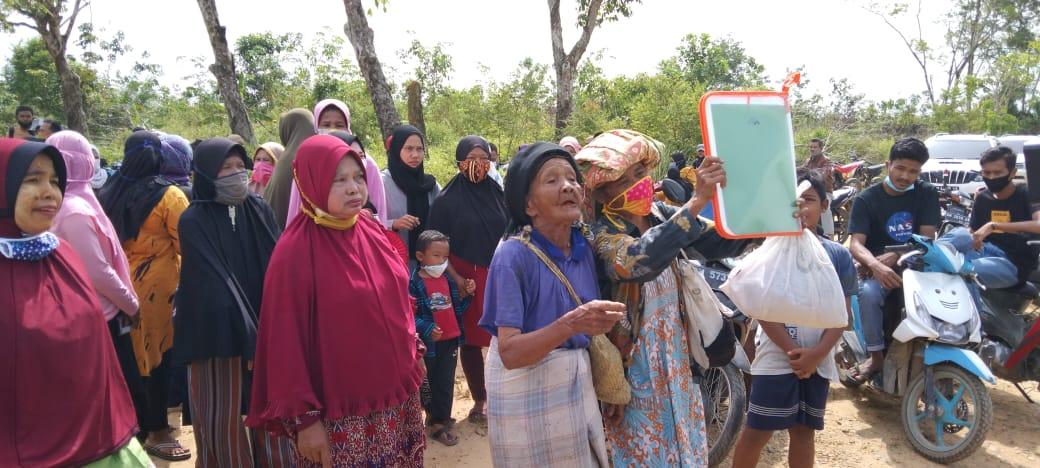 Lahan Tora Pemberian Presiden Jokowi di Tapung Hulu Diduga Bermasalah