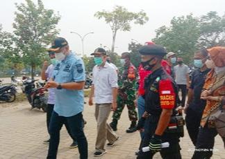 Pemkab Tangerang Gencar Lakukan Vaksinasi Massal