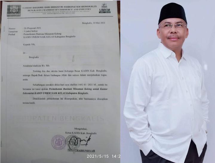 Nina Chairunisyah Akui Lampirkan SK Masuri, Masuri; Emang Nga Ngerti Dia