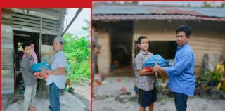 1000 Paket Sembako Terbagikan, Ketum APPI: Tahun Depan Kita Tingkatkan Lagi