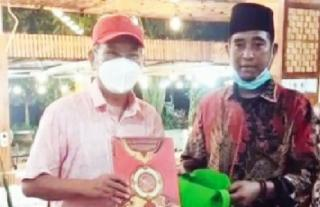 Utamakan Prokes, Ketum SANTAN NU Bersama Ketum APPI Berbagi Al Quran Diiringi Sembako